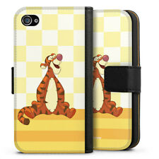 Apple iPhone 4 bolso funda flip case-Tigger