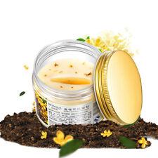 80Pcs/bottle Gold Osmanthus Eye Mask Eyelid Patch Anti Wrinkle Dark Circles