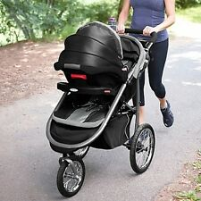 Graco FastAction Fold Jogger Stroller Click Connect Folding Jogging All Terrain