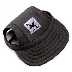 Medium Blue Camo Dog Baseball Caps Hats Golden Labrador Retriever Rottweiler