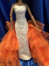 Orange Wedding Dress | eBay
