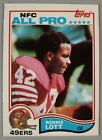 1982 Topps Football Cards 86