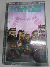 Teenage Mutant Ninja Turtles Original Motion Picture Special Edition Hardcover