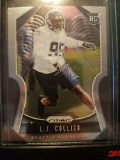 LJ Collier 2019 Prizm Football RC Rookie Card #380 Seattle Seahawks