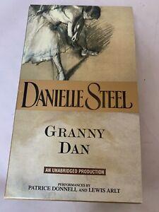 Danielle Steel Ser.: Granny Dan by Danielle Steel (1999, Audio Cassette,...