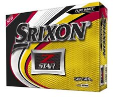 2 dozen New 2019 Srixon Z star tour White golf balls