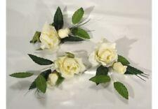 deko blumen k nstliche pflanzen mit rosen grabschmuck g nstig kaufen ebay. Black Bedroom Furniture Sets. Home Design Ideas