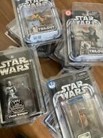 CHOOSE: Star Wars Original Trilogy Action Figures LUKE HAN LEIA BOBBA R2D2 OTC