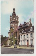 CPSM 59120 LOOS LES LILLE Hôtel de ville Vespa Edt COMBIER ca1963