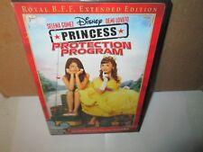 Disney PRINCESS PROTECTION PROGRAM 2009 Family dvd SELENA GOMEZ Demi Lovato