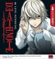 DEATH NOTE-FOLGE 08 LIVE-SENDUNG - OHBA,TSUGUMI   CD NEW