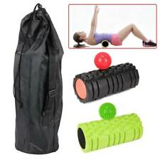 Massage Grid Foam Roller Pilates Physio Yoga Muscle Rehab Trigger Point 2 in 1