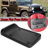For 97-06 Jeep Wrangler TJ Tail Rear License Plate Frame Holder Mounting  AU
