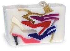 Primal Elements, Imelda Shoes Girl Large 7 oz.+ not 6.0 Handmade Glycerin Soap