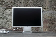 "Apple 20"" Cinema Display HD _ DVI + USB + FireWire / Alu"