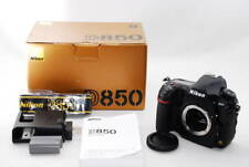 Nikon D850 Body 45.7 MP FX Digital SLR Camera 【 Mint in BOX 】Shutter count:6,372
