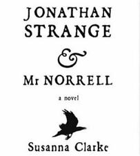 Jonathan Strange & Mr. Norrell Audio Book CD Susanna Clark England Magic 1806
