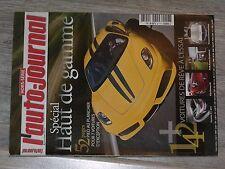 $$$ Revue l'auto-journal HS N°7 Special haut de gammePorsche 911 GT2Alfa 8C
