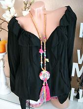 Klassische Damenblusen,-Tops & -Shirts im Tuniken-Stil ohne Muster für Freizeit