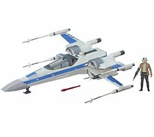NEW STAR WARS The Force Awakens RESISTANCE X-WING Action Figure TAKARA TOMY
