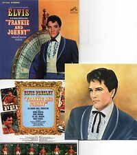 CD Elvis PRESLEY Frankie and Johnny (1966) Mini LP REPLICA - 12-tr CARDS + CARD