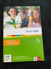 Green Line 5 Standardaufgaben mit Lehrersoftware und Audio-CD