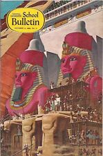 national geographic-SCHOOL BULLETIN-oct 3,1966-RAMSES.