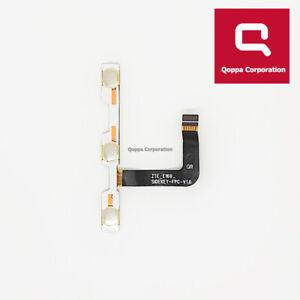 ZTE Blade A452 - Genuine Power And Volume Key Button Flex - Fast P&P