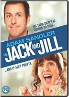 Jack and Jill [DVD] [2012] [DVD][Region 2]