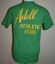 Vintage Adell Athletic Club Jersey Shirt Wisconsin Retro Sheboygan Tee