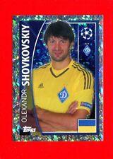 CHAMPIONS LEAGUE 2015-16 Topps -Figurine-stickers n. 480 -SHOVKOVSKIY-D KIEV-New