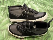 MERRELL NEW Shoes MID Black Lace Up Men 9M J21823