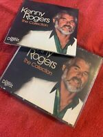 KENNY ROGERS-THE COLLECTION 4 CD 73 TRACKS BOXSET.🌟🌟🌟🌟🌟