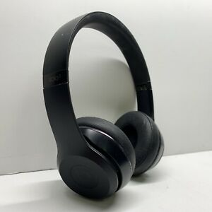 Beats Solo3 Wireless On Ear Headphones by Dr. Dre Matte Black (SHIPS NEXT DAY!)