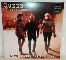 "QUEEN & ADAM LAMBERT - LIVE AROUND THE WORLD EP - RSD 2021 – 12"""