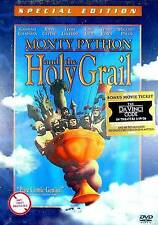Used (Ln) Monty Python and the Holy Grail (Special Edition) (2001) (Dvd)