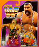 Hasbro WWF Rick Steiner Wrestling US Purple Violet Card Action Figure