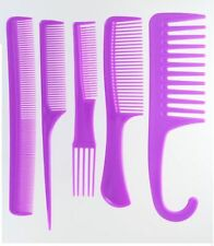 Plastic Hair Brushes & Combs with Hard Pins