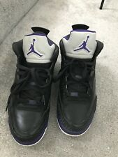 Black And Grape Jordan son of low