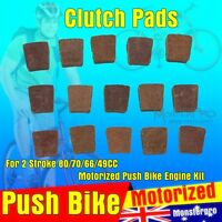 High Quality Clutch Pads Set for 2 Stroke Motorized Push Bike Bicycle Engine
