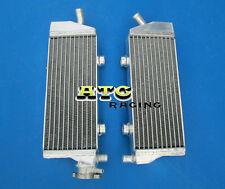 Aluminum radiator KTM SXF/SX-F 250 350 450 250SXF 350SXF 450SXF 2011 2012 13 14