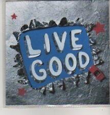 (AZ302) Naive New Beaters, Live Good - DJ CD