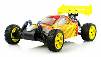 1/10 Scale 2.4Ghz Exceed RC Electric SunFire RTR Off Road RC Buggy Car Fire Red