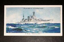 HMS REPULSE   Battle Cruiser    Vintage Card # VGC