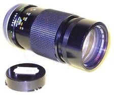 Canon FD 200mm 1:4  S.S.C. in extremely good condition!