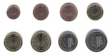 Holland 2005 - Set of 8 Euro Coins (UNC)