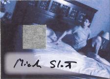 "Paranormal Activity - SDCC 2010 ""Micah Sloat"" Autograph/Costume Card"