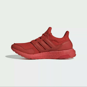 Adidas UltraBOOST DNA S&L Lush Red FX1334 Running Shoes Women's Multi Size NEW