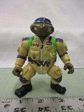 Teenage mutant Ninja turtles Tmnt Donatello Pitot Don Military Uniform Toy Boy