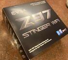 EVGA Z97 Stinger WiFi mITX Haswell LGA1150 111-HR-E973-KR Mainboard